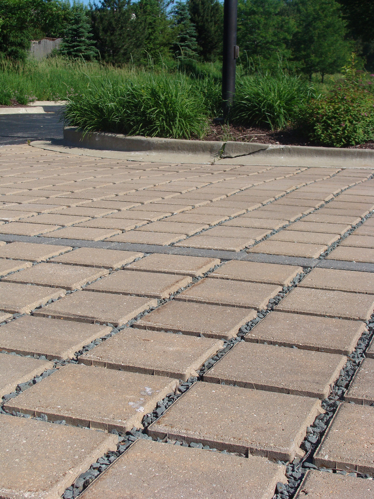 The Benefits of Permeable Pavers
