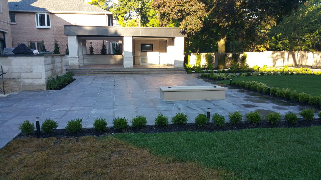 Best Backyard Concrete Patio Ideas for the Summer | Epic ... on Pavestone Patio Ideas id=46094