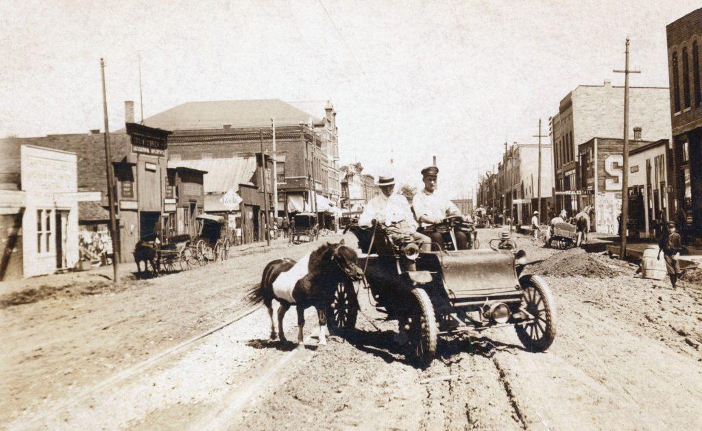 History of Asphalt and Roads